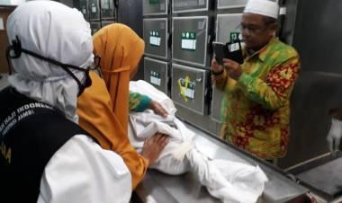 Selama Penyelenggaraan Haji 4 Jamah Asal Jambi Meninggal di Mekkah