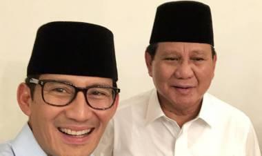 Rupiah Anjlok, Sandiaga: Pesan Prabowo Turunkan Tensi, Jangan Salahkan Pemerintah