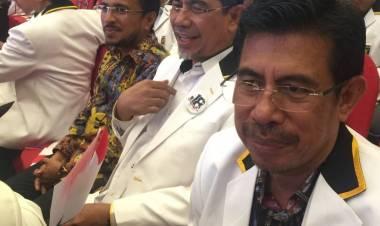 Bupati Halmahera Selatan yang juga Kader PKS Ini All Out Menangkan Jokowi-Ma'ruf