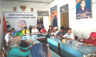 Agus Roni: Tim Kampanye Jokowi di Jambi Bentuk Tim Cyber Tangkal Berita Hoaks