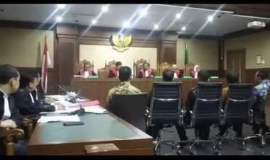 RECORD LIVE PAGI : Lanjutan Zumi Zola di Pengadilan Negeri Tipikor Jakarta Pusat 20-09-2018