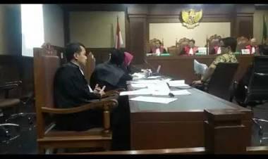 LIVE SIDANG SIANG : LANJUTAN ZUMI ZOLA DI PENGADILAN NEGERI TIPIKOR JAKARTA PUSAT 20 - 09 - 2018