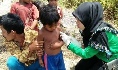 Warga Suku Anak Dalam Batanghari Jambi Tak Dapat Hak Suara