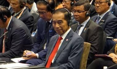 Presiden Sebut Kerja Sama Maritim Kunci Kemitraan Asean-India