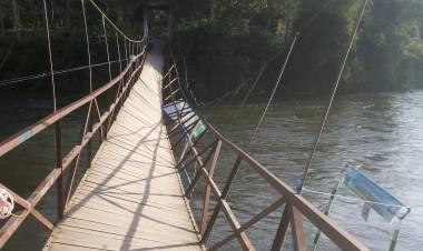 Jembatan Putus, Penonton Arung Jeram Porprov Jambi XXII Hanyut
