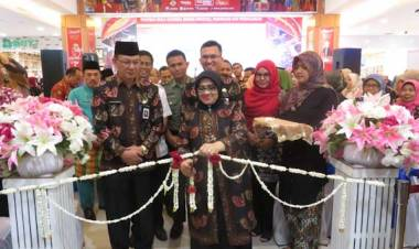 Sekda Sebut Jambi Tuntas Expo Sarana Promosi UMKM