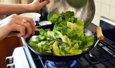 Konsumsi Sayur Sekali Makan Setelah Masak, Ini Manfaatnya…