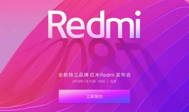 Redmi Jadi Merek Terpisah dari Xiaomi