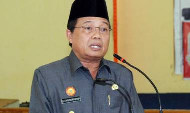 Fachrori Umar Segera Dilantik Jadi Gubernur Jambi Defenitif Februari 2019