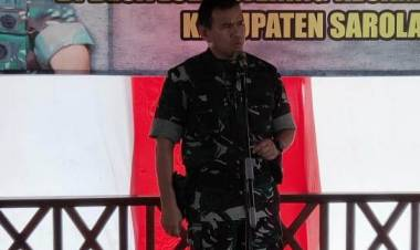 Brigjen TNI Syafrial: Tak Ada Warga SAD Tak Dapatkan Rumah