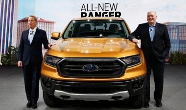 Ford akan Pecat 1.150 Pekerja di Inggris