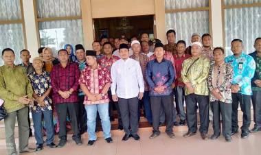 Puluhan Kades Curhat Dana Desa ke Bupati Bungo