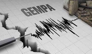 BREAKING NEWS! Kerinci Diguncang Gempa Warga Berhamburan Keluar Rumah