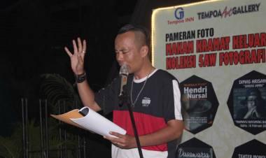Setelah Mengaji Puisi, Pertunjukan Seni Mingguan Dihelat di Tempoa Inn