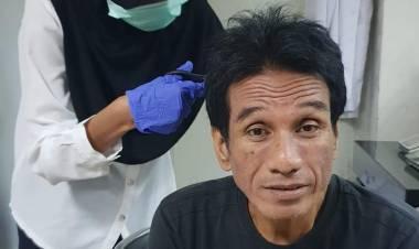 Musisi Yanto Sari Diciduk Polda Metro Jaya