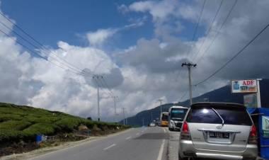 Belasan Nagari di Solok Belum Terjangkau Internet