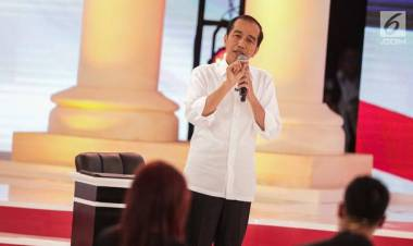 Jokowi: Tidak Ada yang Saya Takuti untuk Kepentingan Negara, Kecuali Allah!
