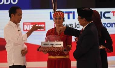 JK: Jokowi Lebih Baik, Prabowo Sangat Jujur