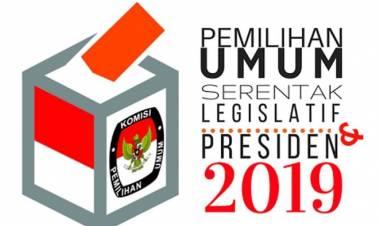 Pemilu 2019, KPU Tetapkan DPTb Provinsi Jambi 2.475.961 Orang