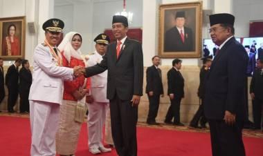 Hindari Korupsi, Gubernur Riau Segera Benahi Aset dan Keuangan Daerah