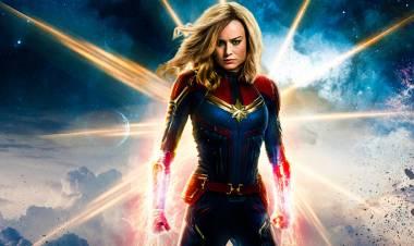 """""""Captain Marvel"""", Sang Super Hero Perempuan Tayang Hari Ini"""