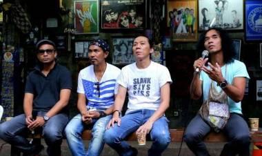 Manggung di Apel Kebangsaan di Jateng, Slank Heboh Dituding 'Makan Duit Rakyat'