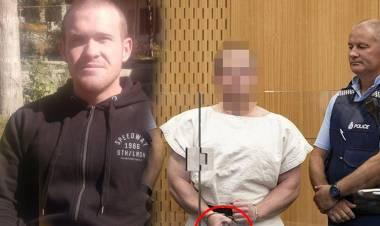 Teroris Brenton Tarrant Didakwa Terlibat Pembunuhan di Masjid Selandia Baru