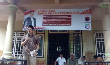 Pemilu Semakin Dekat, Ihsan Yunus: Pilih Calon yang Pancasilais!
