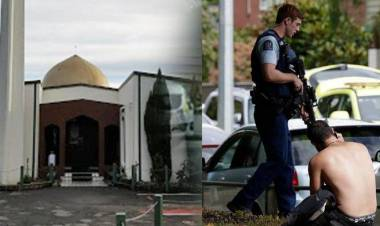 Begini Cerita Abdul Aziz Alihkan Perhatian Teroris di Masjid Selandia Baru
