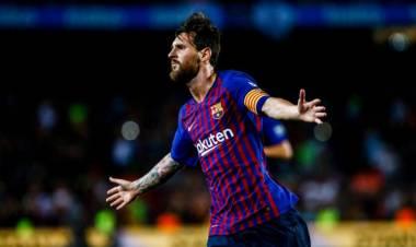 Messi Dan Suarez Hancurkan Betis 4-1