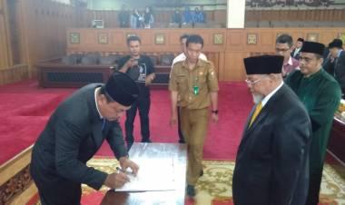 Resmi Dilantik Jadi Anggota DPRD Provinsi Jambi Ini Pesan Cornelis ke Mardinal