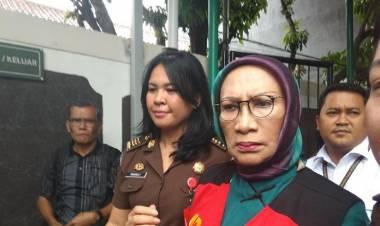 Eksepsi Ditolak Hakim, Ratna Sarumpaet Ngaku Ikhlas