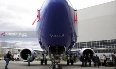 Ditengah Krisis 737 MAX, Boeing Rombak Petinggi