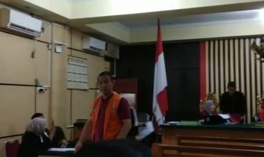 Jalani Sidang Perdana, Pemilik Karaoke Hawai Ini Terima Dakwaan Jaksa