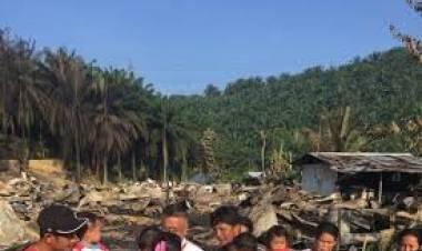 200 Rumah Kongsi TKI Terbakar