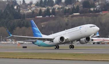 Garuda Batalkan Pembelian 49 Unit Boeing Max 8