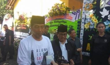 Jokowi: Jangan Dipikir Gampang Urus Indonesia Sebesar Ini, Betul Tidak!