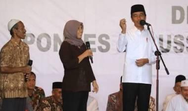 Jokowi: Saya Sehari Lima Provinsi Keliling Sampai Kurus