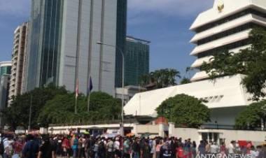 87.227 WNI Gunakan Hak Suara di Wilker KJRI Kota Kinabalu