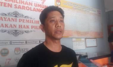 BREAKING NEWS! KPU Sarolangun Putuskan 6 Caleg Petahana Kembali Masuk DCT