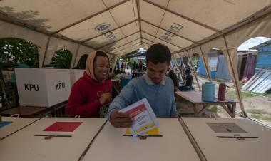370 TPS di Banggai Baru Gelar Pemungutan Suara Hari Ini