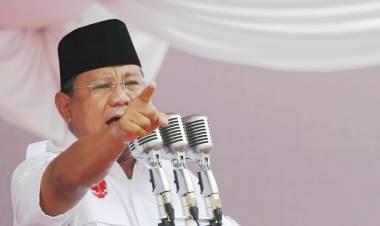 Prabowo Diberi Nama Baru Haji Ahmad Prabowo oleh Ulama