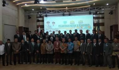 Walikota Jambi Sy Fasha Lantik Pengurus Kamar Dagang dan Industri Kota Jambi
