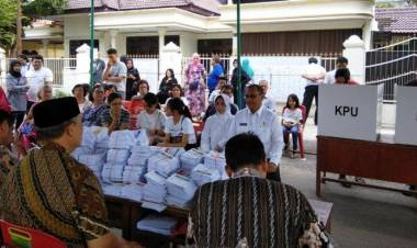 Prabowo-Sandi Unggul 62,65 Persen di Tapanuli Selatan