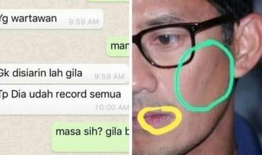 Viral Isu Prabowo Tabok Sandi, BPN: Tak Perlu Lapor Polisi Selama Ini Apakah Kasusnya Jalan?