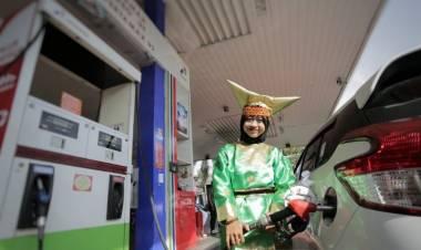 """Kartini"" Hadir Layani Pelanggan SPBU"