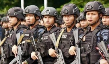 Pengerahan Brimob ke Jakarta, Begini Kata Mabes Polri