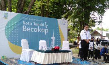 Launching Forum Group Diskusi Kota Jambi Becakap