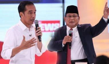Situng KPU, Suara Prabowo Makin Tertinggal Dari Jokowi