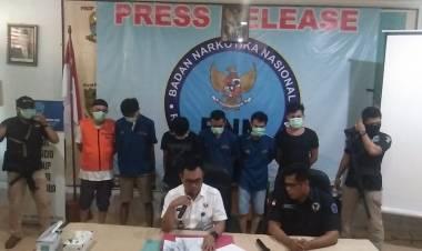 BNNP Jambi Ungkap Mafia Narkoba Lapas Jambi, Simak Kronologisnya